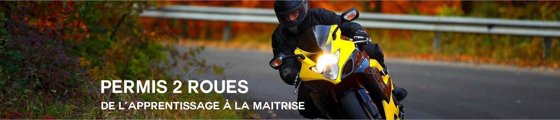 Permis moto auto-école des Victoires Boulogne-sur-mer