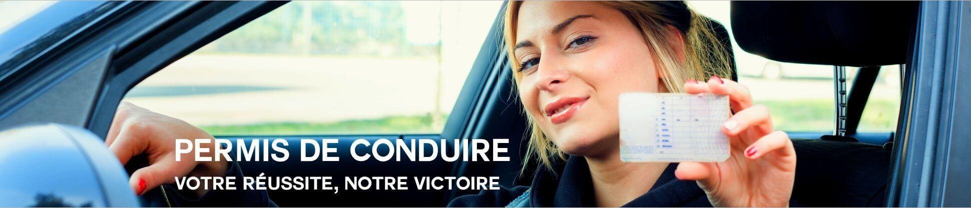 Permis de conduire automobile auto-école des Victoires Boulogne-sur-mer